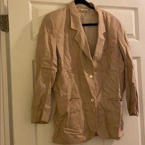 Anne Klein Medium Blazer Jacket Like New Women's